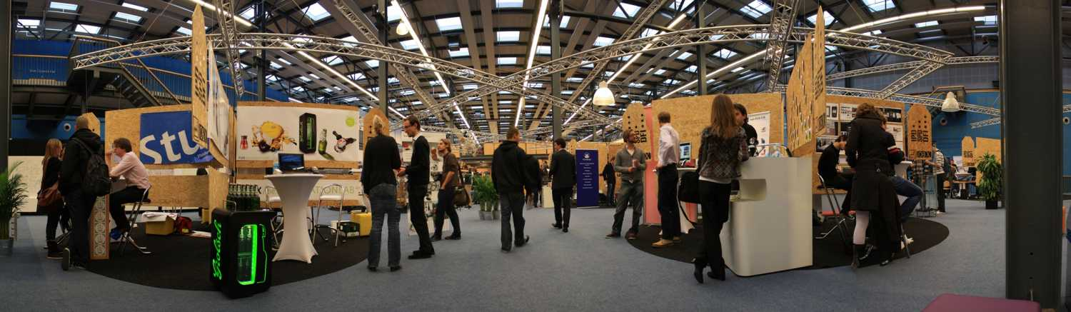 Leading Quattro Exhibition Stand Companies in the Sector
