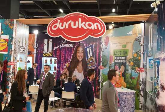 Durukan Confectionery - ISM Cologne @2019